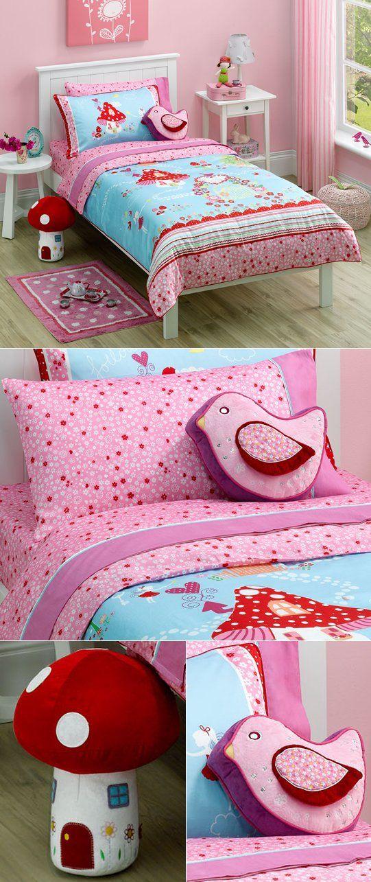 Secret Garden by Freckles Kids bed linen, Bed linen