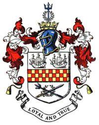 1894, Chatham Town F.C. (England) #ChathamTownFC #England #UnitedKingdom (L16896)