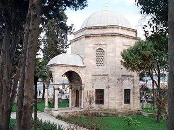 Mimar Sinan - Barbaros Hayretddin Paşa Türbesi. Beşiktaş / Istanbul