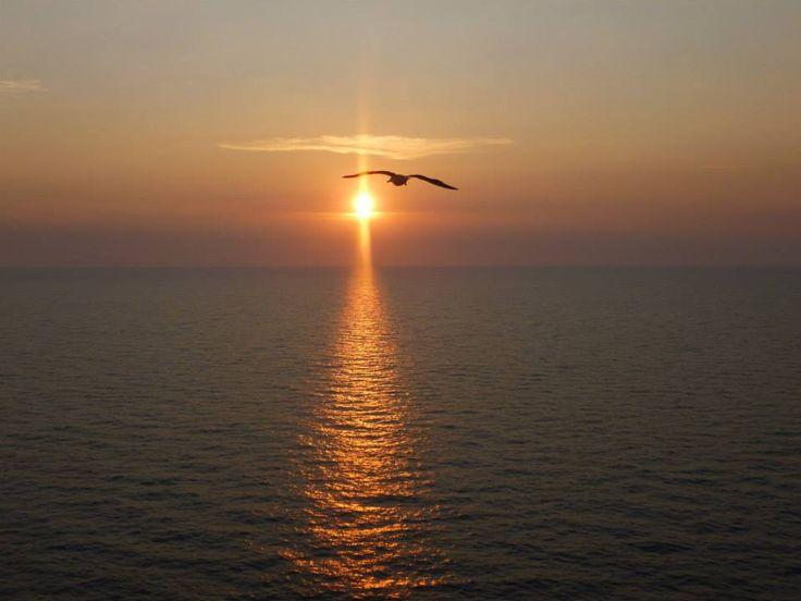 Sunset. www.SimpleTravelDeals.com