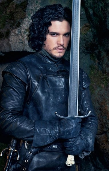 Game Of Thrones Season 3 Jon Snow - if you are not watching you must start!