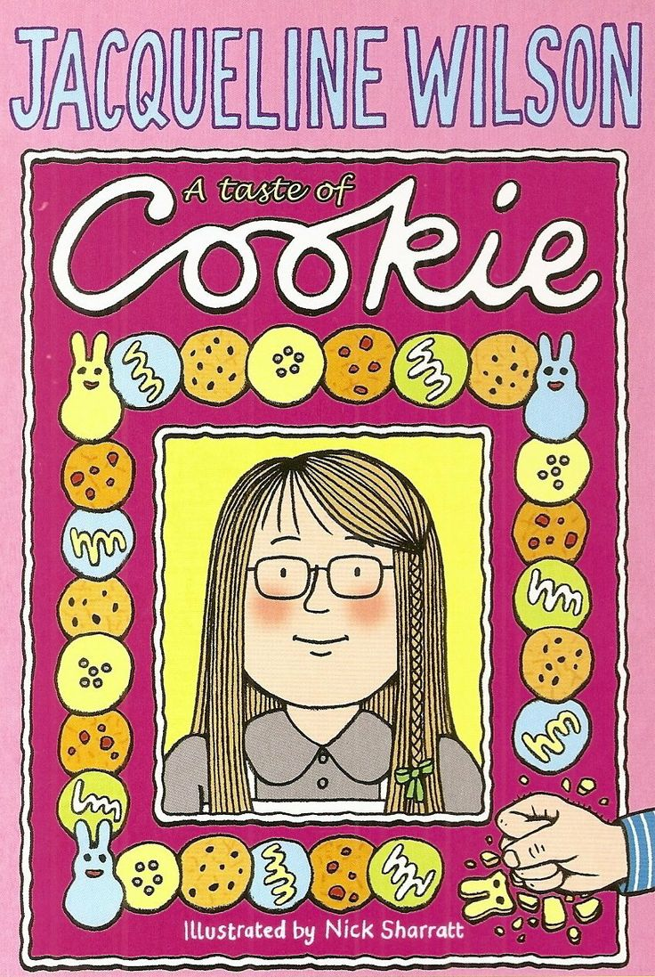 Cookie Is A Children's Novel Written By Prolific Author Jacqueline Wilson,  Published In October 2008