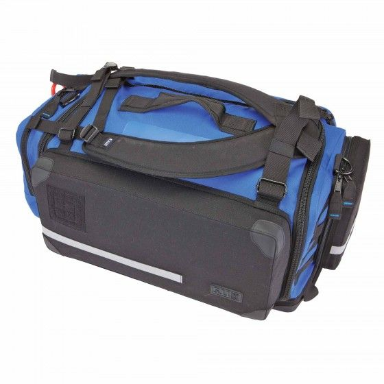 The BLS (Basic Life Support) 2000 Bag is a sturdy and efficient first responders bag that keeps all your essential tools within easy reach.