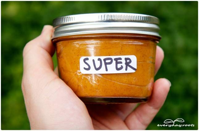 Super-Strength Cream -1 cup of beeswax -4 tablespoons of Habanero powder -4 cups of grapeseed or another oil, such as almond, jojoba, or olive -Gloves -A double boiler -A glass jar with a tightly fitting lid