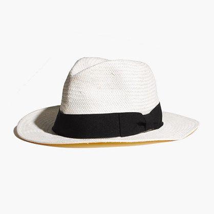 Madewell & Biltmore® Panama Hat : beach accessories | Madewell