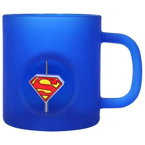 Drinkware - DC - Superman 3D Rotating Logo