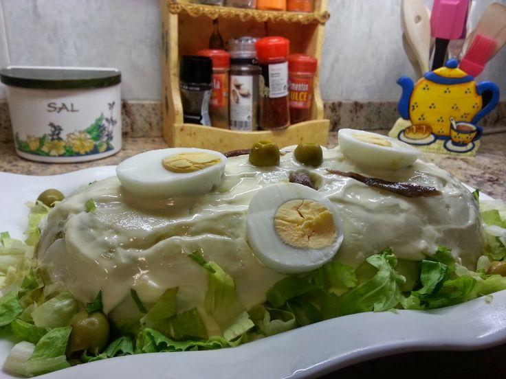 la cocina de Tina: BRAZO DE GITANO DE PATATA