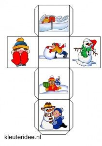 verteldobbelstenen winter