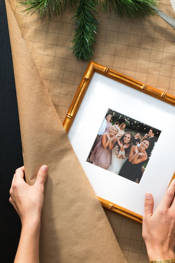 The holidays are right around the corner. A custom-framed gift can get here sooner. Starting at $39.