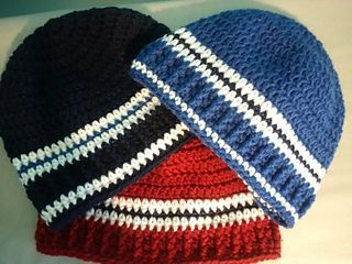 Nana's Papa Beanie. LOTS of versatility for color combos!!!