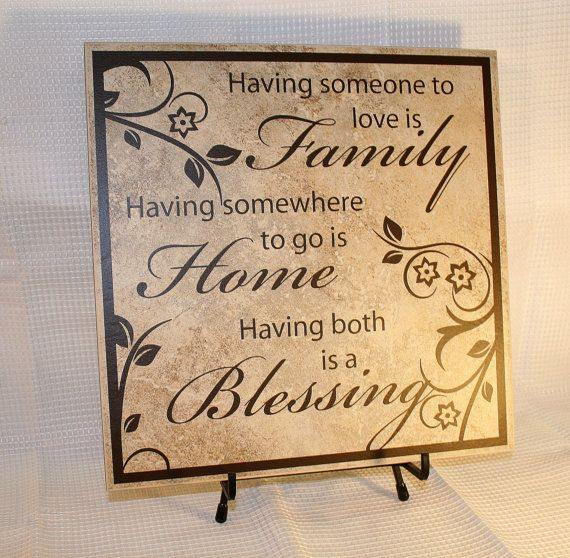 109 best ceramic tiles with vinyl sayings images on for Vinyl sayings for crafts