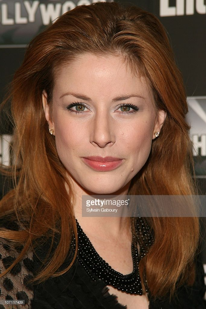 Diane Neal during Entertainment Weekly's New York 2007 Oscar Viewing Party at Elaine's at 1703 Second Avenue and 88th Street in New York City, New York, United States.
