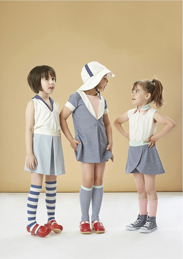 Raspberry Plum is a newish British kids fashion label, they have expanded and developed their quirky slightly retro styling for spring/summer 2015 kidswear