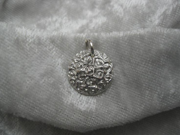 """Silberanhänger - Anhänger """"Roses"""" aus 999 Silber Unikat - ein Designerstück von Ringfreak bei DaWanda"""