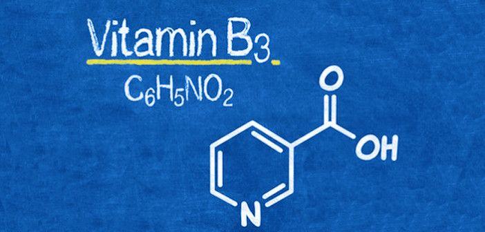 Niacinamid – nejen náhrada diazepamu