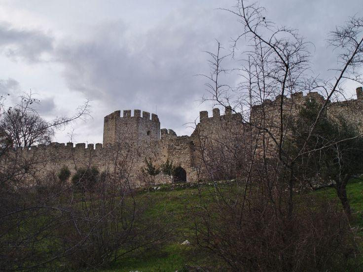 Κάστρο του Πλαταμώνα, Πιερία.