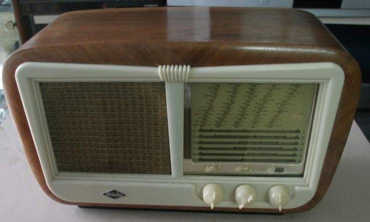 RADIO D'EPOCA A VALVOLE UNDA R 56/4 Anno... a Campobasso - Kijiji: Annunci di eBay