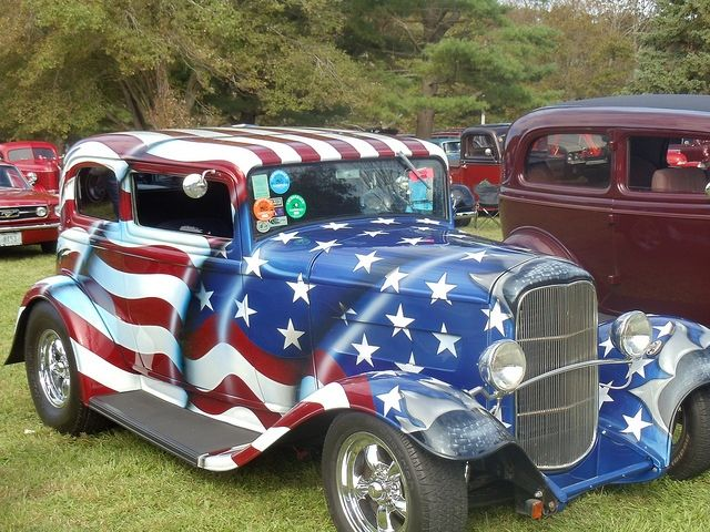God bless Henry Ford and America!