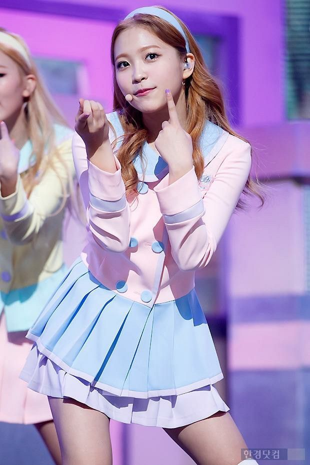 [NEWS PHOTO] 150319 레드벨벳 Red Velvet 예리 YERI @ 엠카운트다운 MCountdown