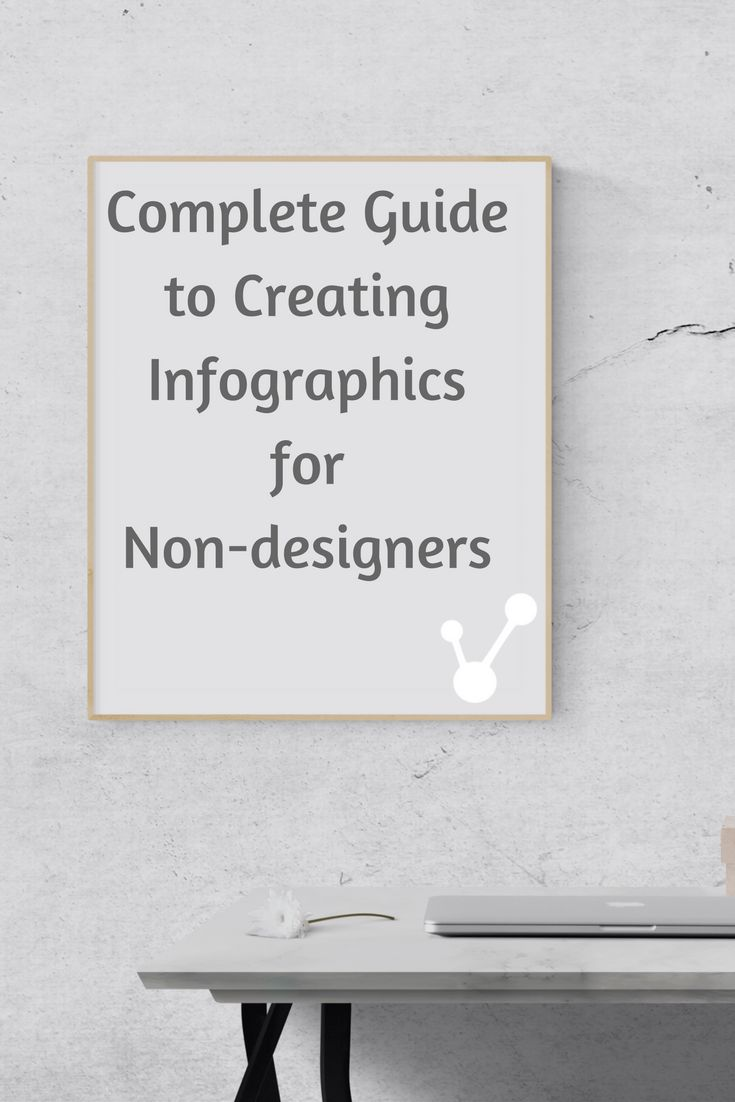 Gretchen Heber explains how you easily create infographics, even for a NON-designers. #DIY infographics. #design