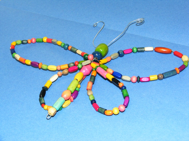 9 best beaded bugs images on Pinterest | Insects, Butterflies and ...