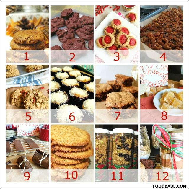 197 best more meal ideas images on pinterest healthier desserts healthy holiday edibles from food babe forumfinder Choice Image