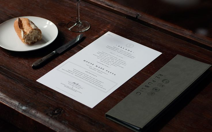 Re:public Restaurant & Bar «  Superbig Creative