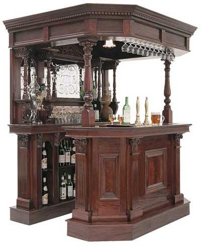 Victorian Canopy Bar