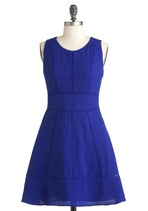 Stitch in Timeless Dress: