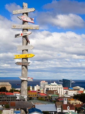 Once a lonely outpost in the Strait of Magellan, Punta Arenas, Chile, is the world's southernmost city with more than 100,000 inhabitants.