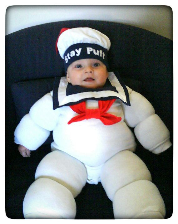 Stay Puft Marshmallow Man Ghostbusters baby costume 6mo - 12 mo  sc 1 st  Pinterest & 39 best Cooper images on Pinterest | Families Babies stuff and Good ...