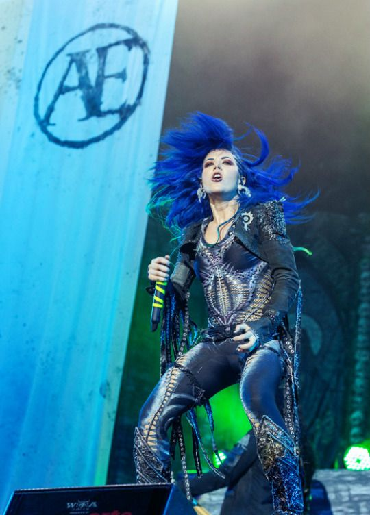 Alissa White-Gluz - Arch Enemy