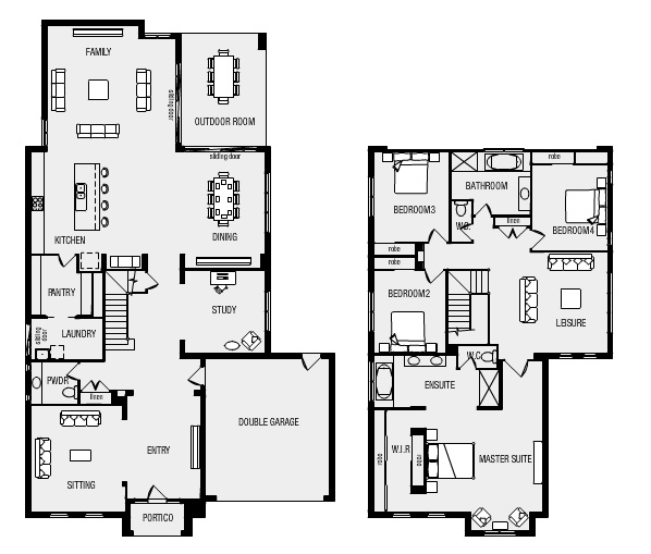 17 best ♥ floor | plan | layout ♥ images on Pinterest | Floor ...