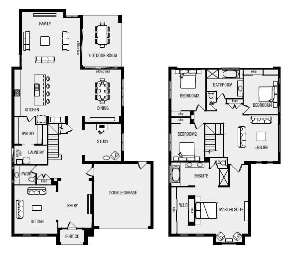 200 best new home designs images on pinterest | floor plans, new