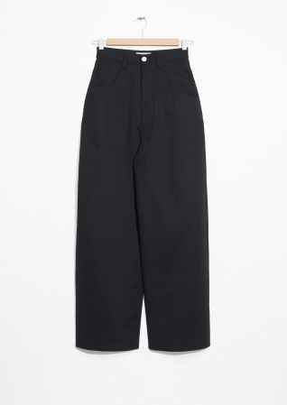 & Other Stories | High Waist Trousers