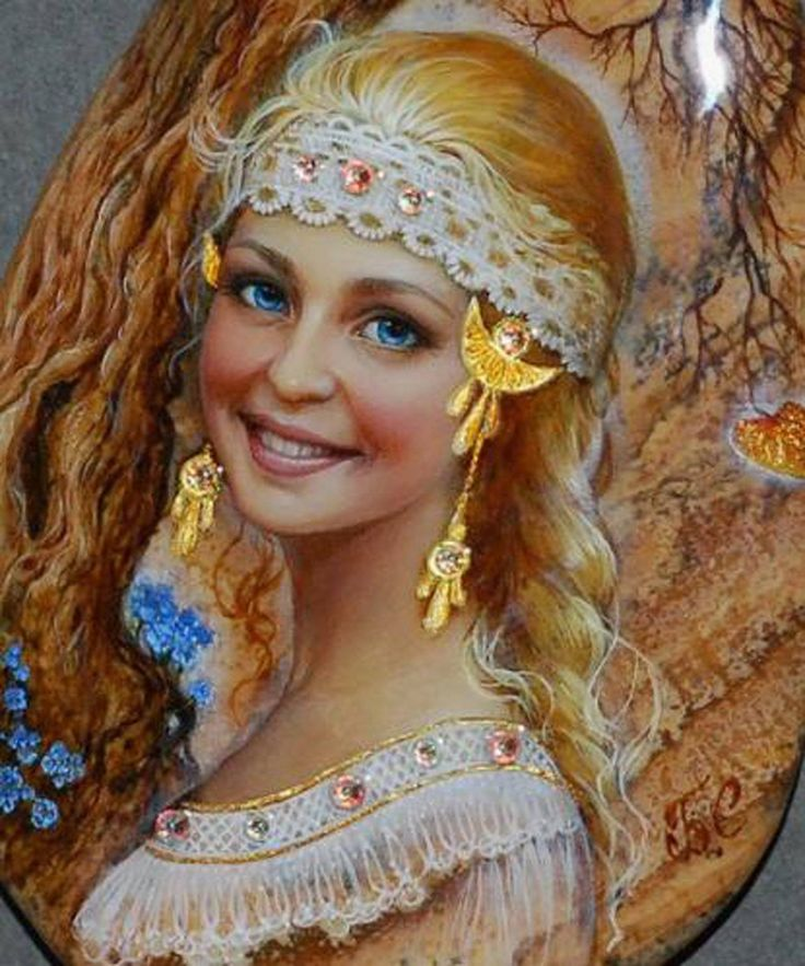 Русские богини картинки
