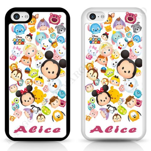 Tsum-Tsum-Disney-Mickey-Personalised-Cover-Case-Disney-for-iPhone-Samsung-Sony
