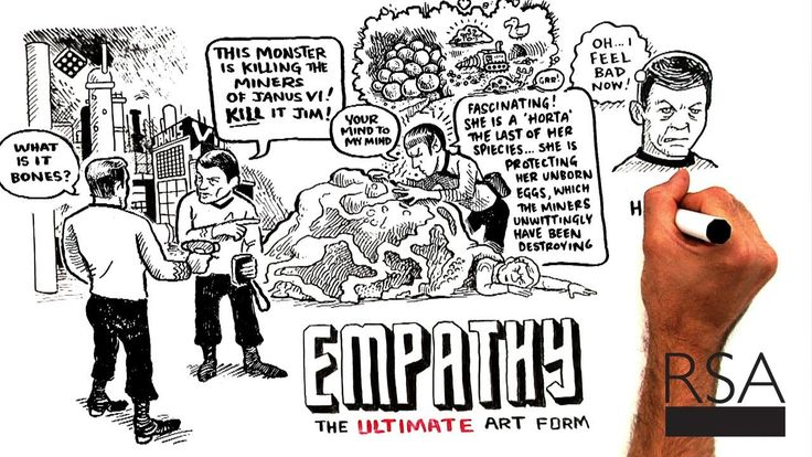 Empathy is more powerful than we might have thought. RSA Animate video #Outrospection Assumptions    RSA Animate - The Power of Outrospection