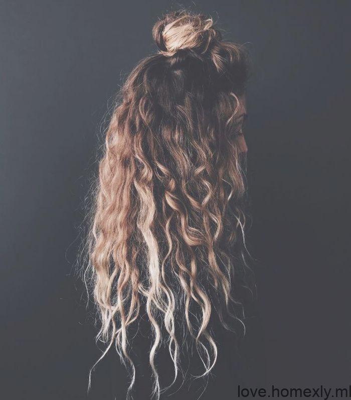 15 coiffures rapides et faciles pour les cheveux longs 15 coiffures rapides