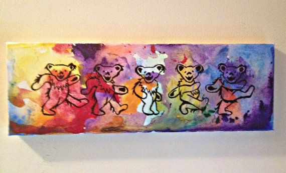 Hey, I found this really awesome Etsy listing at https://www.etsy.com/listing/212607871/grateful-dead-dancing-bears-tie-dye