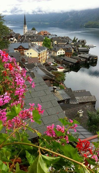 Hallstatt The Oldest Village.. Austria