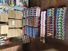 Huge Heroclix Lot - Instant Store Inventory - 347 Sealed Boosters Bricks Case