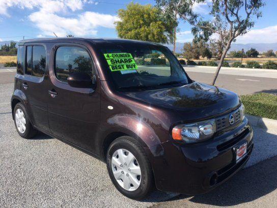Wagon, 2010 Nissan Cube with 4 Door in Rialto, CA (92376)