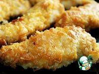 Курица в панировке из чипсов ингредиенты