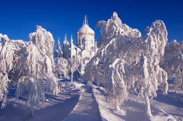 Belogorsky Monastery: Russia