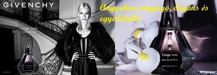 Givenchy L' Ange Noir női parfüm    https://www.vip-parfumeria.hu/parfumdivathazak/givenchy+l+ange+noir.html