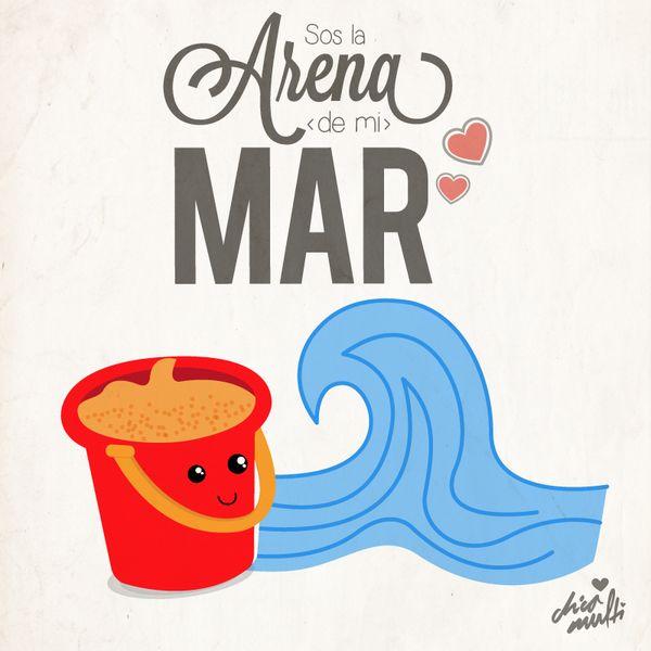 Sos la Arena de mi mar