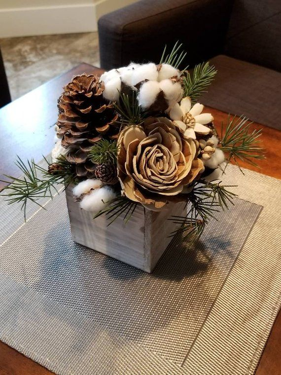Sola Wood Centerpiece Centerpieces Wedding Reception Decor Centerpieces Wedding Centerpiece This Is Read Wood Centerpieces Sola Wood Flowers Wood Flowers