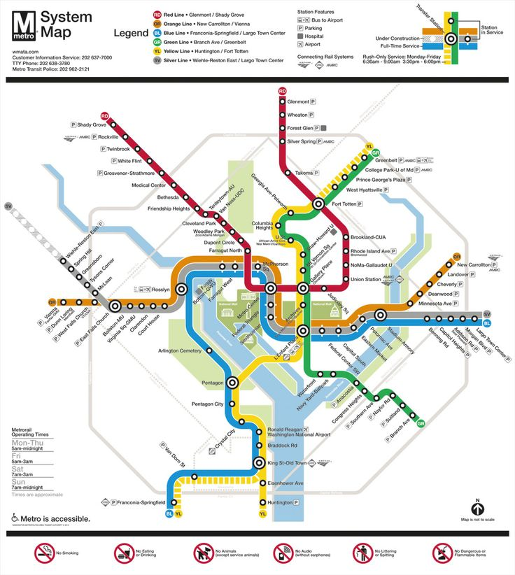 design by Lance Wyman Wyman designed the Washington D.C. metro map and redesigned it in 2013. http//grafiktrafik.tumblr.com