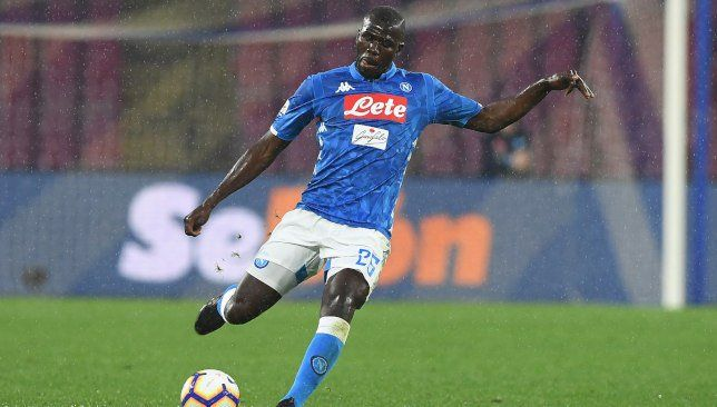 Transfer Predictor Why Man United May Still Return With Second Kalidou Koulibaly Bid Man United Manchester United Juventus